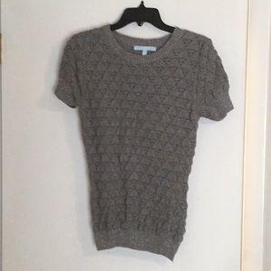 Aphorism Tops - Short sleeve sweater